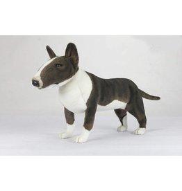 Hansa Knuffel Hond Bull terrier 69 cm, Hansa