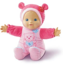 V-Tech VTech Little Love Kiekeboe Baby Roze - Babypop