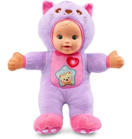 V-Tech Knuffelpop Little Love Vtech: kat