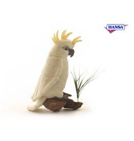 Hansa Witte Kaketoe, 22 cm, Hansa