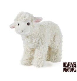 Living Nature Lammetje Knuffel, 30 cm, Living Nature