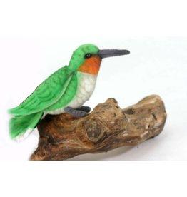 Haansa Pluche Kolibrie 10 cm