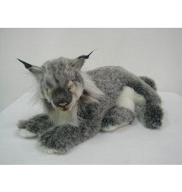 Hansa Knuffel Lynx, 40 cm, Hansa