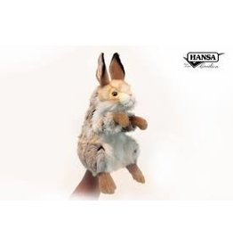 Hansa Handpop Konijn Bunny, Hansa