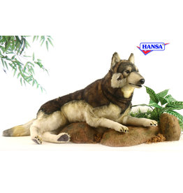 Hansa Timber Wolf liggend