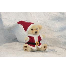 Hansa Kerstbeertje, 20 cm Hansa