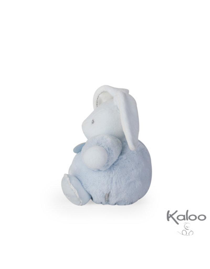 Kaloo Perle Pluche Konijn Klein Blauw, Kaloo Perle