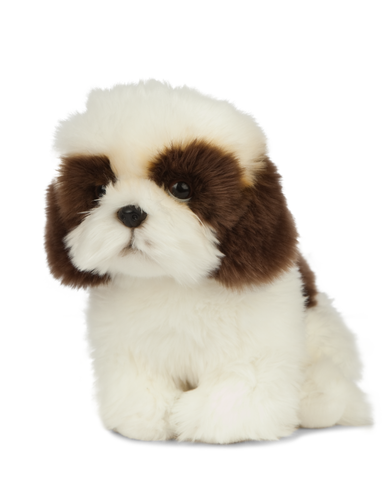 Living Nature Shih Tzu Knuffel Hond, Living Nature