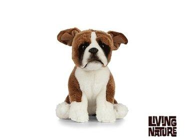 Living Nature Knuffel Hond