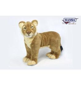 Hansa Pluche Leeuw staand, Hansa