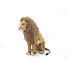 Hansa Grote Knuffel Leeuw, zittend