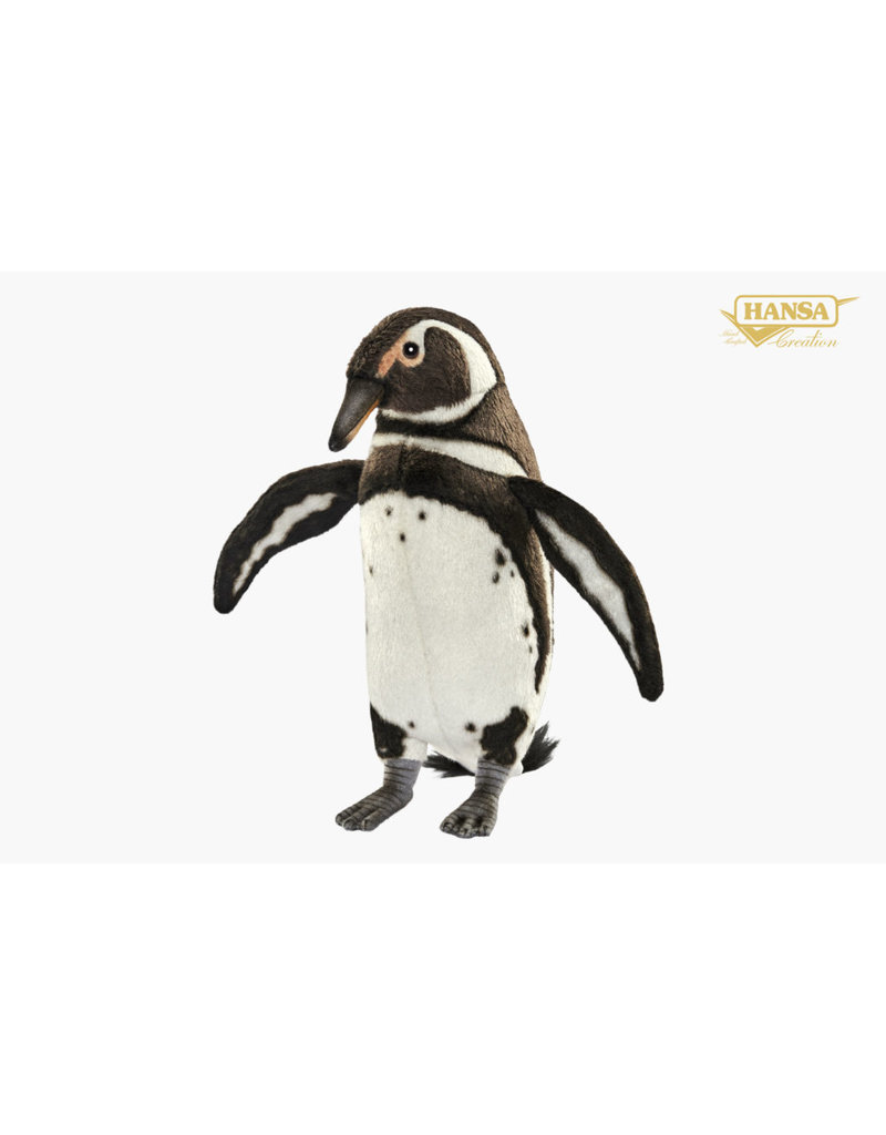 Hansa Galapagos Pinguïn Knuffel, Hansa