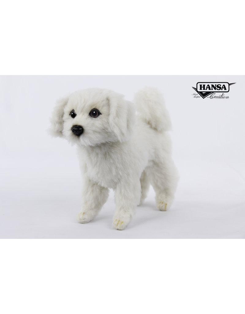 Hansa Bichon hond Knuffel, Hansa