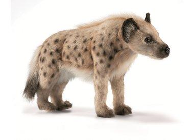 Pluche Wilde Hond, Pluche Hyena