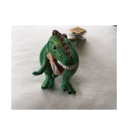 Living Nature Knuffel Tyrannosaurus Rex Groen