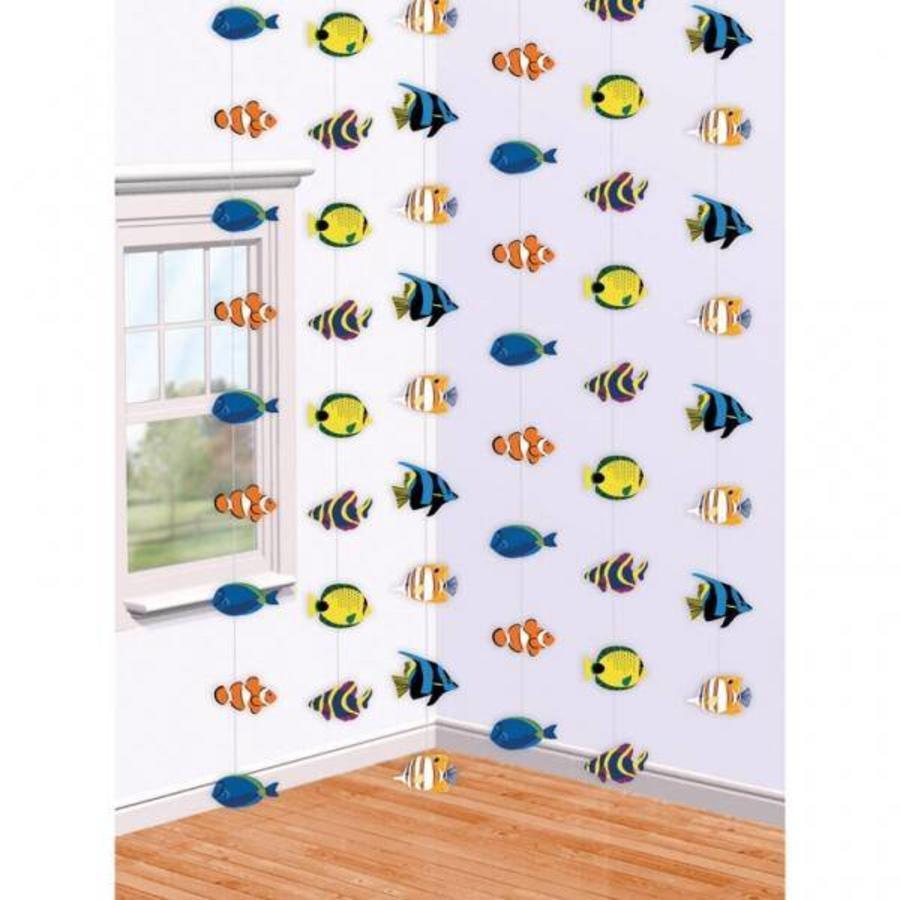 Hangdecoratie tropische vissen