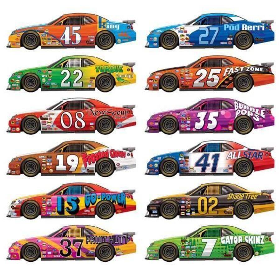 Scenesetters Race Auto