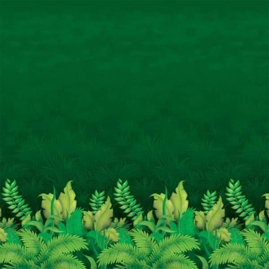Scenesetter Jungle planten