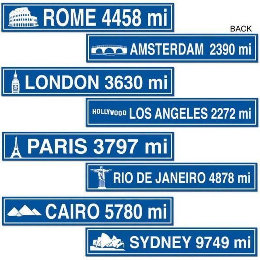City Signs internationaal