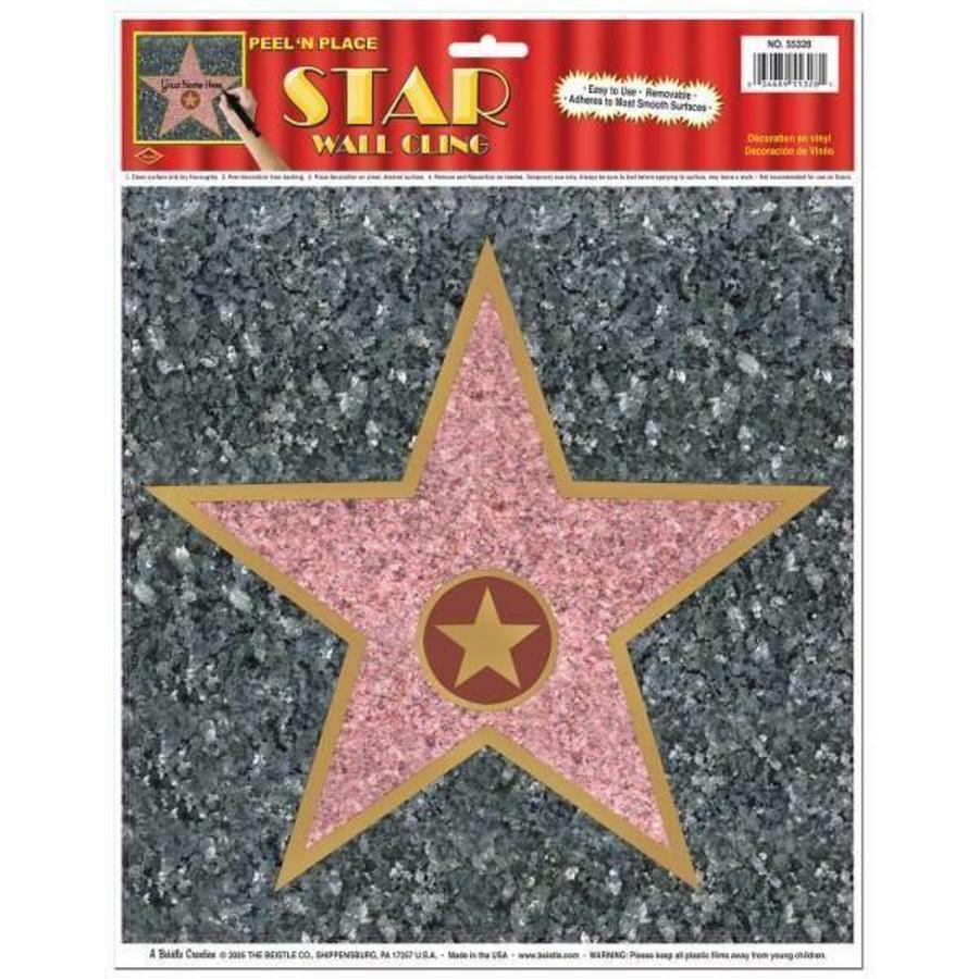 Hollywood Walk of fame ster