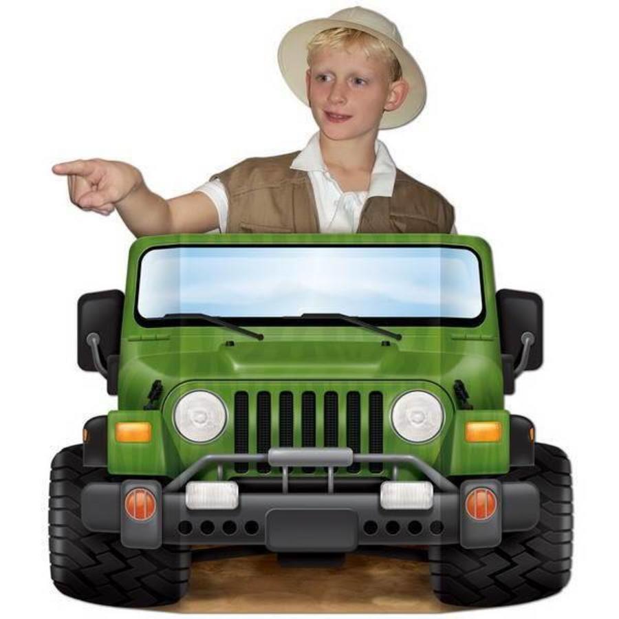 Selfie decor Jungle Safari auto