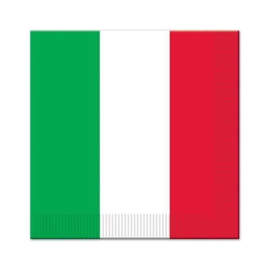Servetten Italië