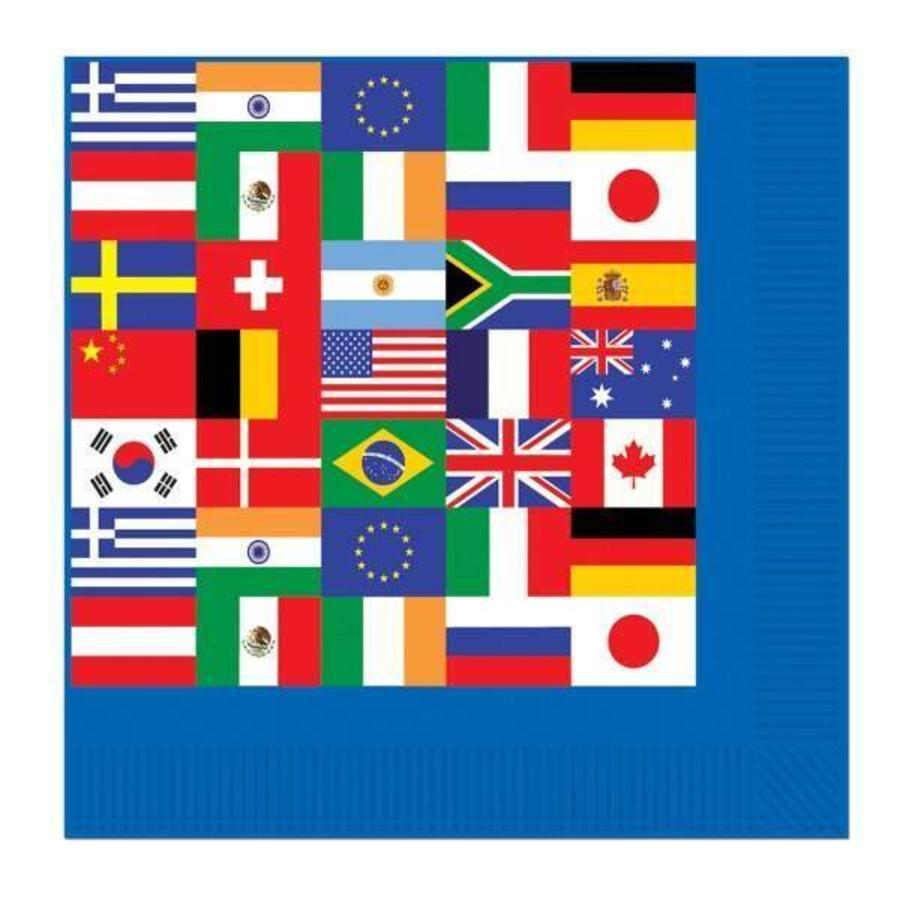 Servetten Internationaal