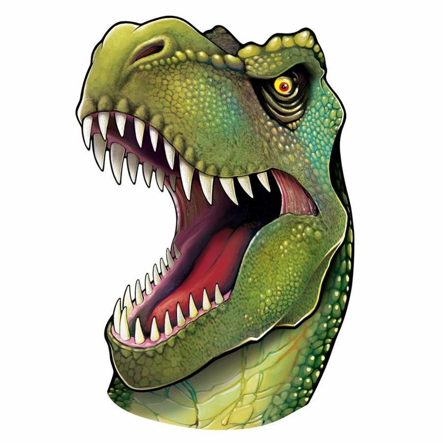Decoratie Dinosaurus kop
