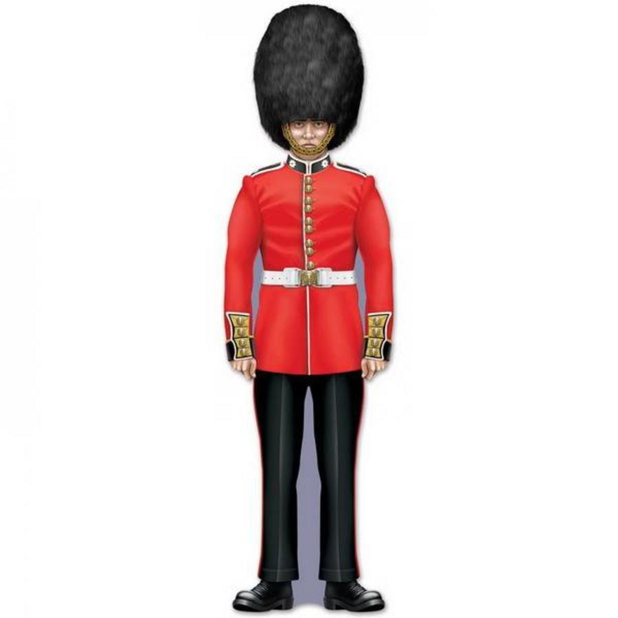 Decoratie Engelse Royal Guard