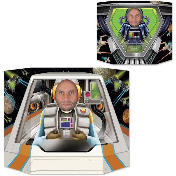 Selfie decor Space Piloot