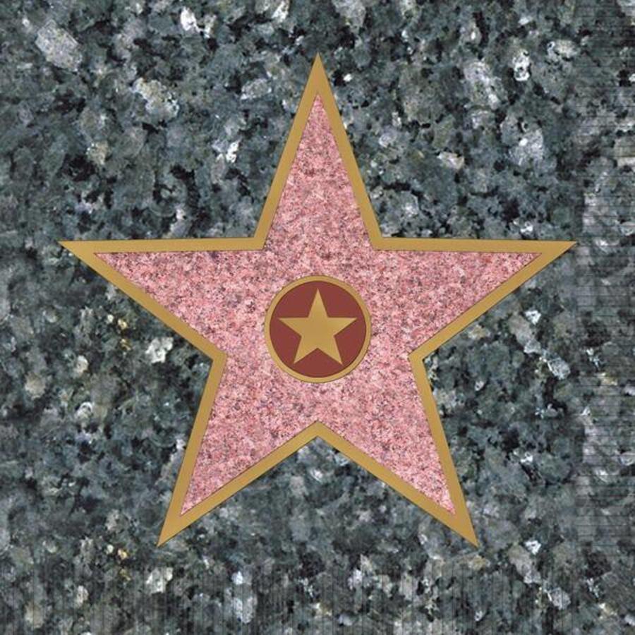 Servetten Walk of Fame