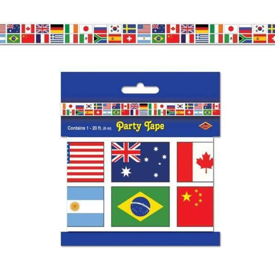 Party Tape Internationaal