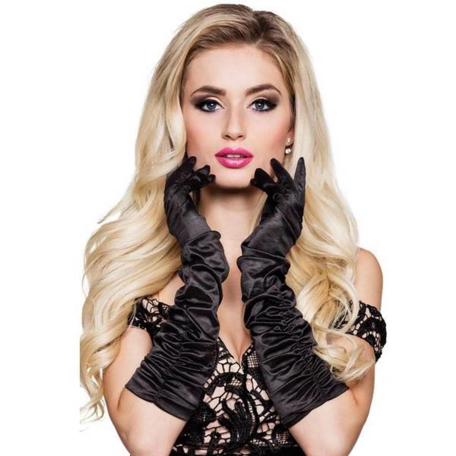 Handschoenen Hollywood luxe zwart