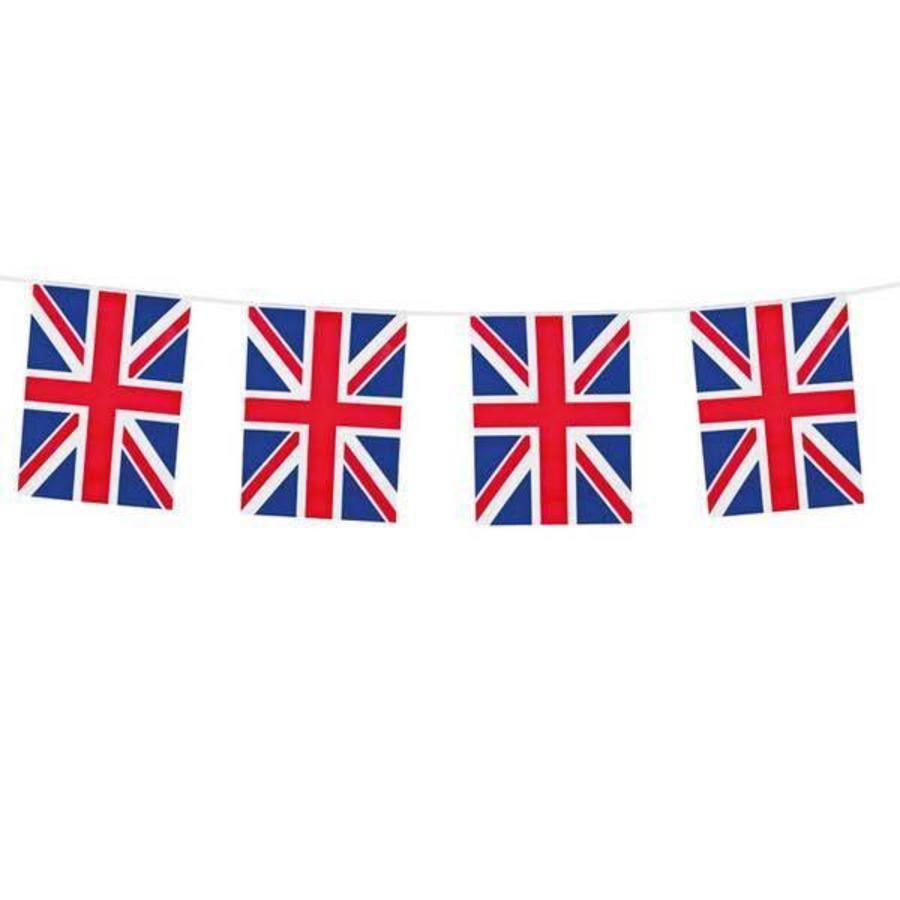 Vlaggenlijn Engeland UK