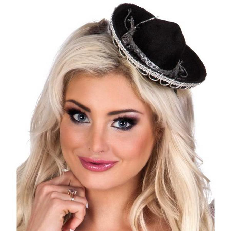 Mexicaanse sombrero op diadeem