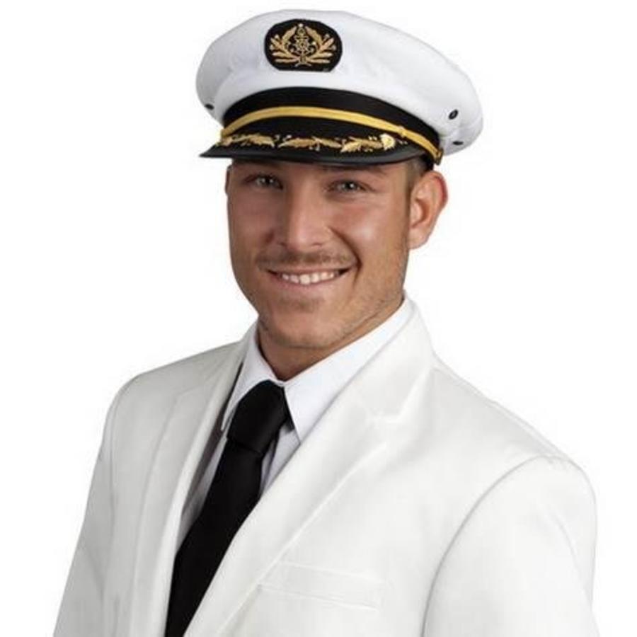 Kapiteinspet Jonah luxe