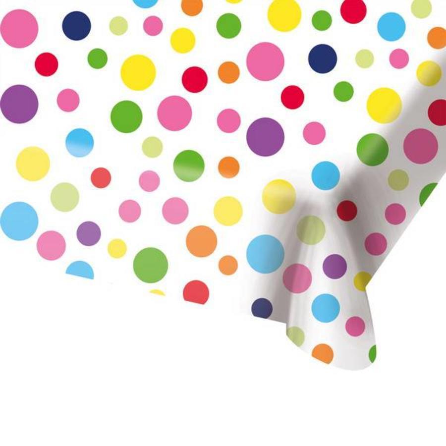 Tafelkleed Happy Dots