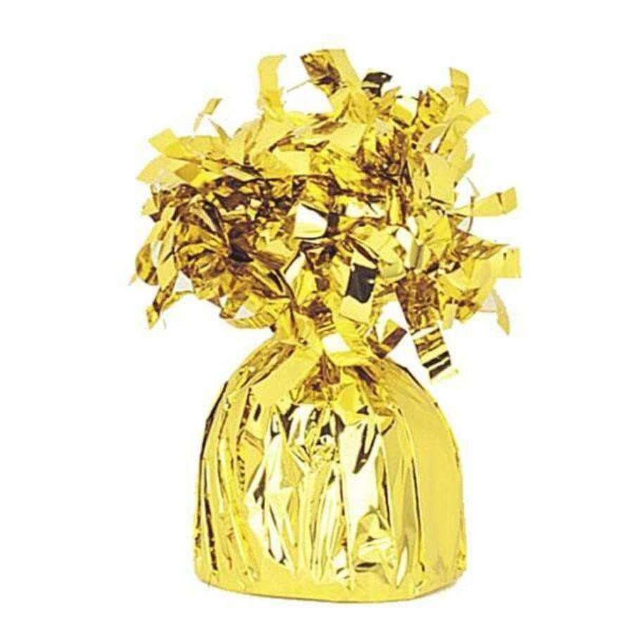 Ballongewicht goudkleurig