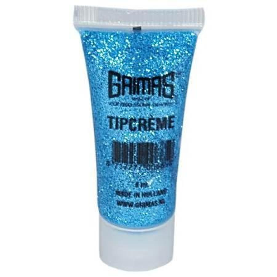 Grimas Tipcrème 8 ml. turquoise
