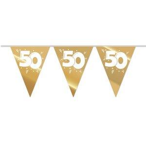 Uitzonderlijk 50 jaar getrouwd ballonnen, slingers en deco - Feestartikelen.nl &BK88