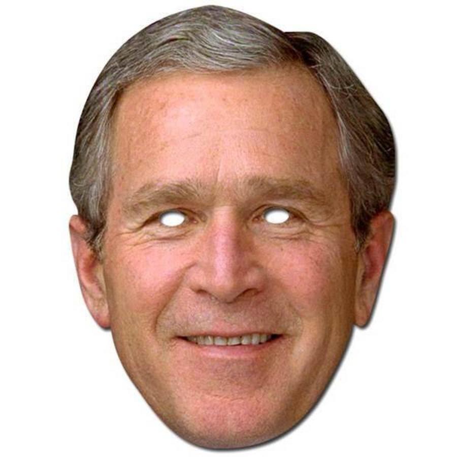 Masker George Bush