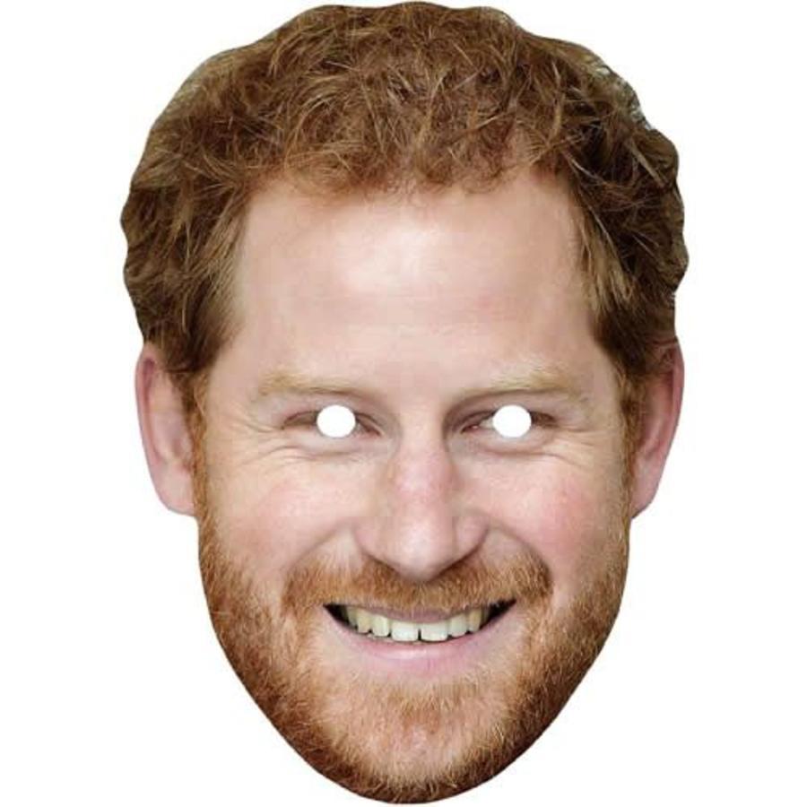 Masker Prince Harry