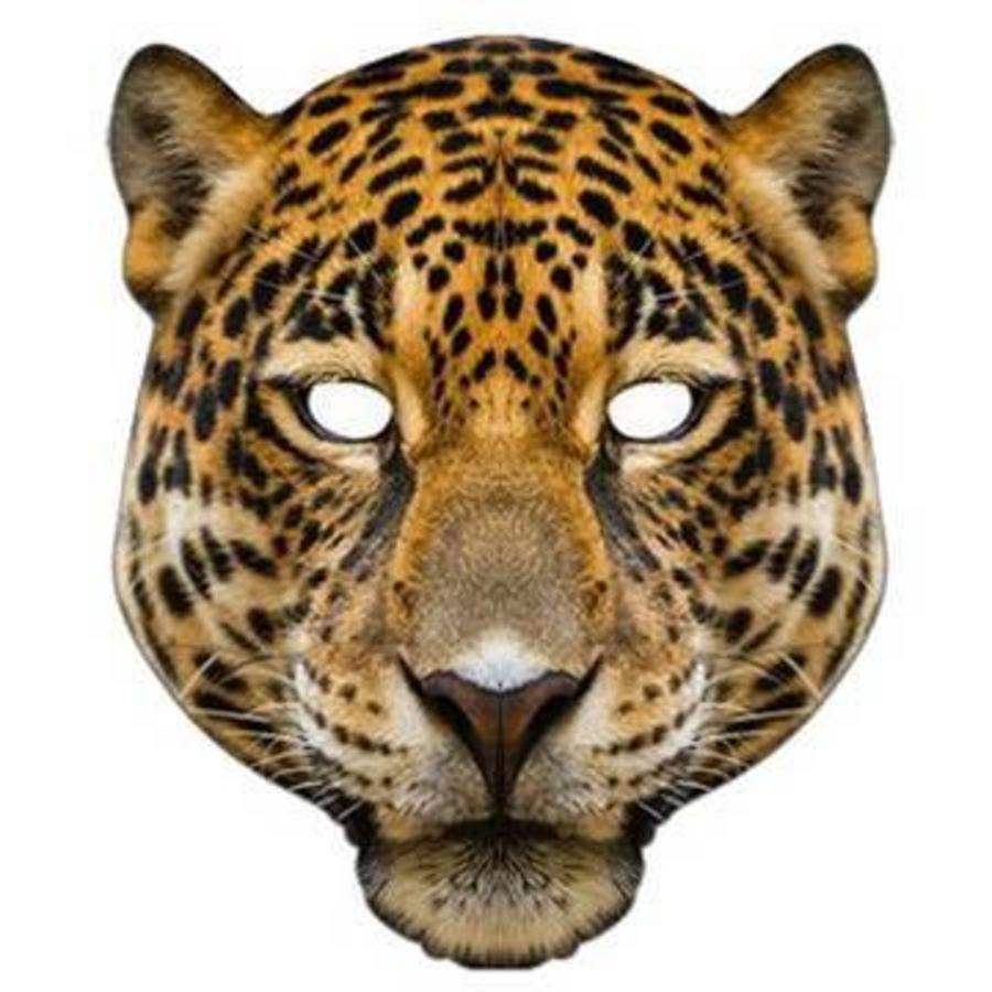Masker luipaard