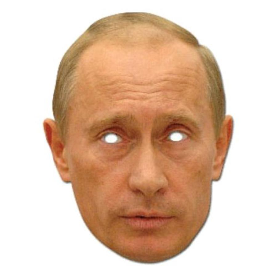 Masker Vladimir Putin
