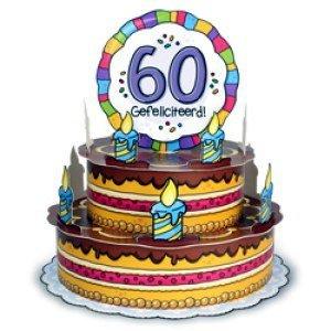 Grappige 60 Jaar Verjaardag Cadeaus Feestartikelennl