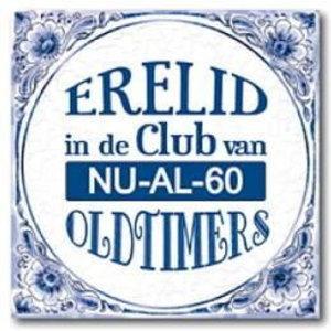 Super Grappige 60 jaar verjaardag cadeaus - Feestartikelen.nl &ZM33