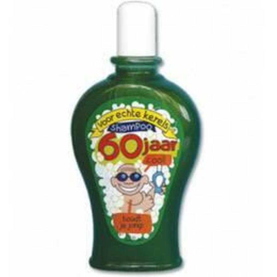 Shampoo 60 jaar man