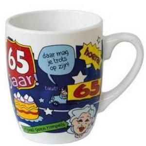 Grappige 65 Jaar Verjaardag Cadeaus Feestartikelennl