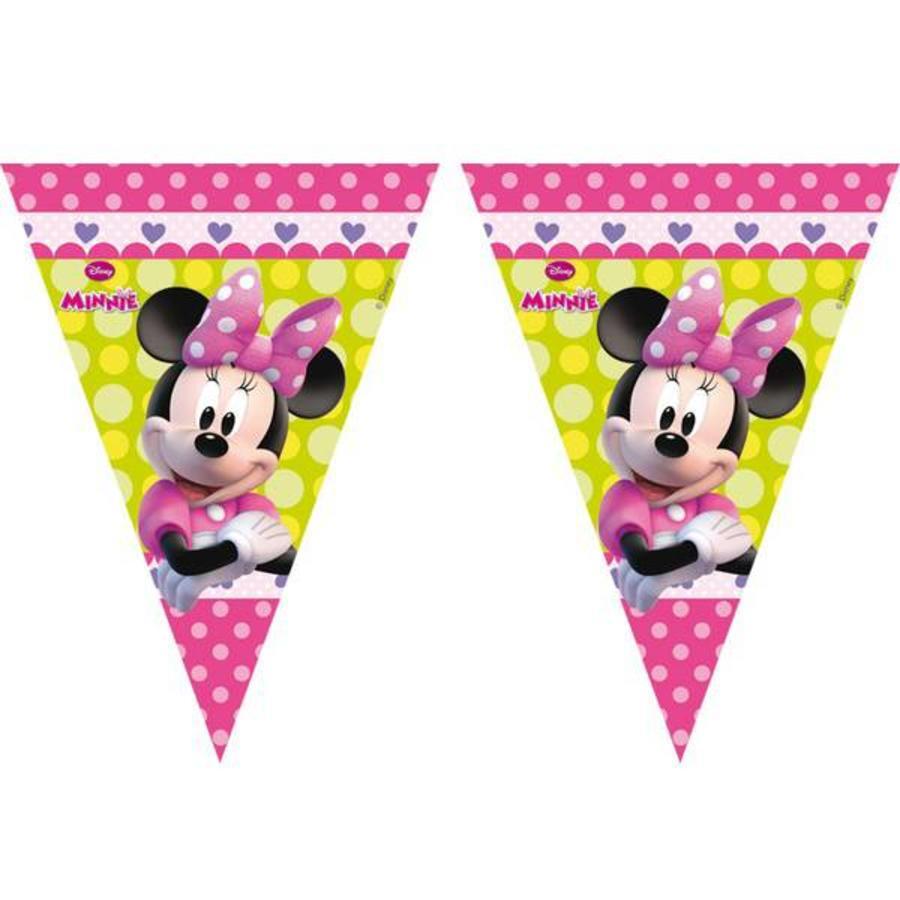 Vlaggenlijn Minnie Mouse