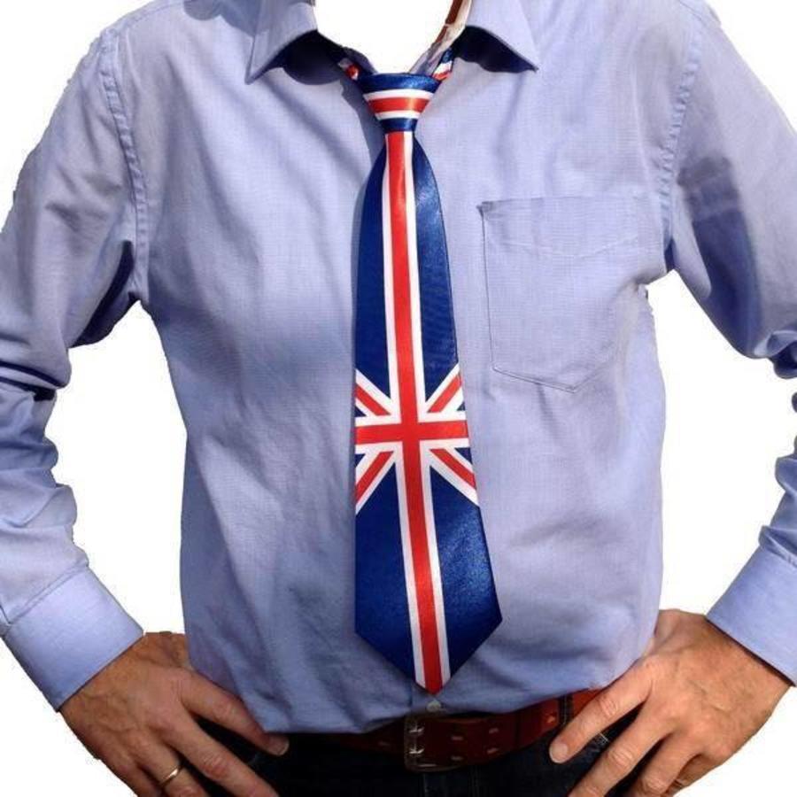 Stropdas Engeland UK